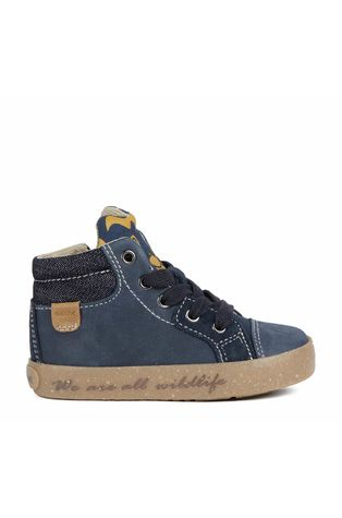 Geox - Dětské kožené boty