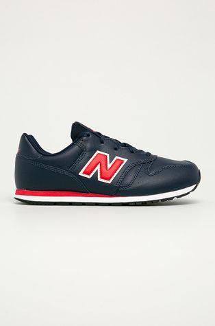 New Balance - Dětské boty YC373ENO