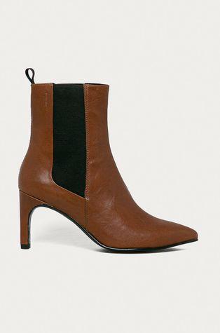 Vagabond - Kožené topánky Chelsea Whitney