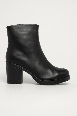 Marco Tozzi - Δερμάτινες μπότες