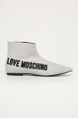Love Moschino - Nízké kozačky