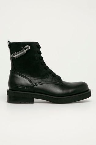 Calvin Klein Jeans - Kožené workery