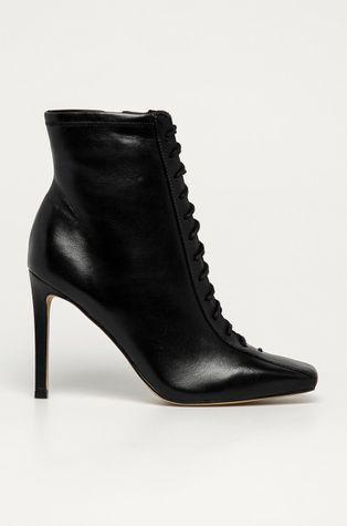 Aldo - Kožené kotníkové boty Cyril