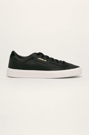 adidas Originals - Ghete de piele Sleek Shoes