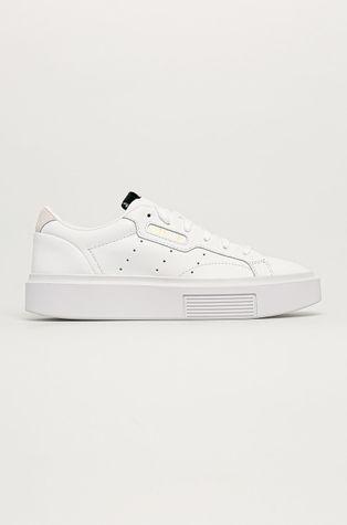 adidas Originals - Bőr cipő Sleek Super