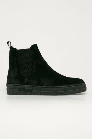 Gant - Semišové kotníkové boty Breonna