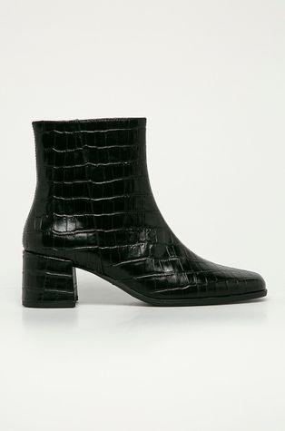 Vagabond - Kožené kotníkové boty Stina