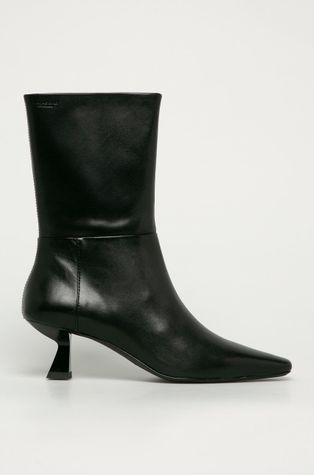 Vagabond - Kožené členkové topánky Lissie