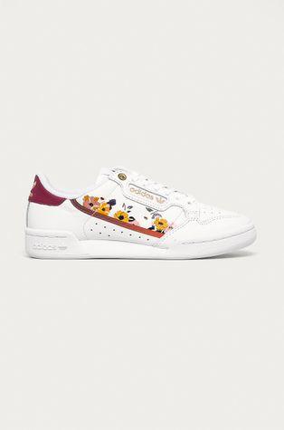 adidas Originals - Kožená obuv Continental 80