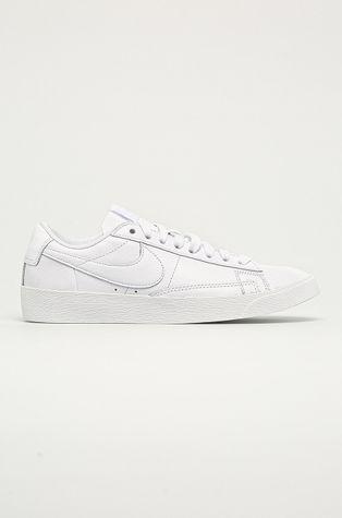 Nike Sportswear - Buty skórzane Blazer Low LE