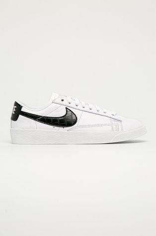 Nike Sportswear - Kožená obuv Blazer Low