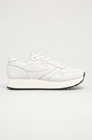 Fila - Kožené boty Orbit Zeppa L
