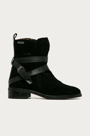 Pepe Jeans - Semišové boty Maldon Land