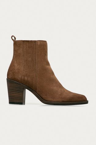 Tamaris - Замшеві черевики