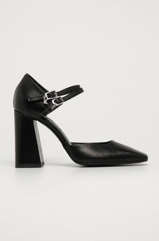 Karl Lagerfeld - Bőr flip-flop