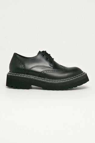 Karl Lagerfeld - Bőr félcipő
