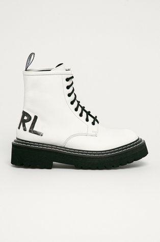 Karl Lagerfeld - Kožené workery