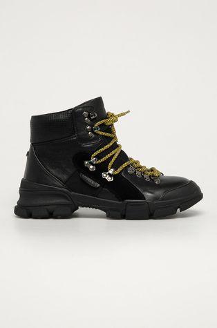 Big Star - Kožené boty