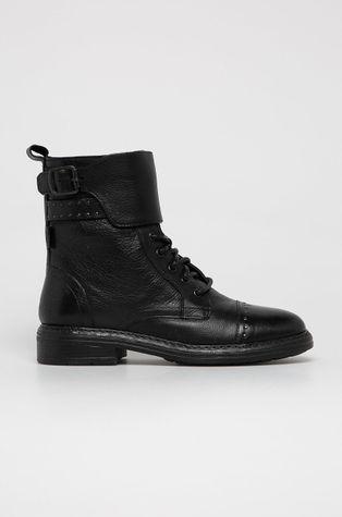 Levi's - Kožené kotníkové boty