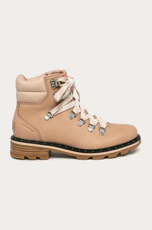 Sorel - Δερμάτινα παπούτσια Lennox Hiker