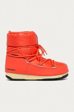 Moon Boot - Зимові чоботи Low Nylon WP 2