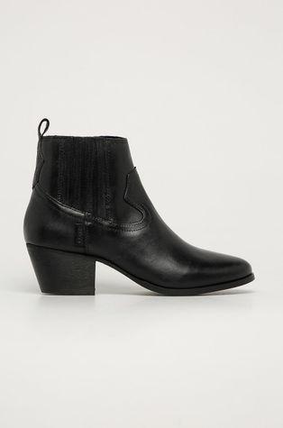Levi's - Westernové kožené boty