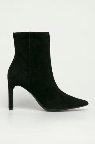 Geox - Kožené kotníkové boty