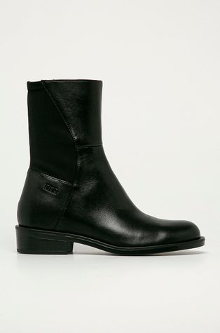 Liu Jo - Kožené kotníkové boty
