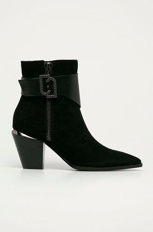 Liu Jo - Замшевые ботинки