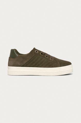 Gant - Semišové topánky Avona