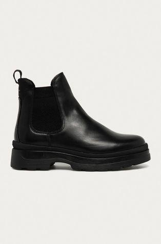 Gant - Kožené kotníkové boty Windpeak