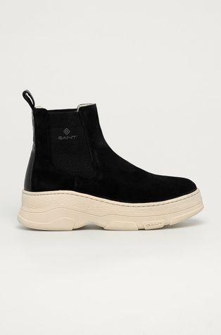 Gant - Semišové kotníkové boty Najor