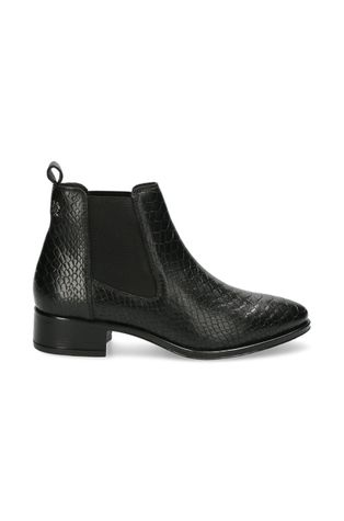 Mexx - Botki skórzane Ankle Boots Feli