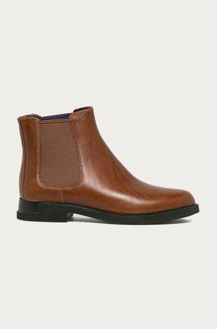 Camper - Kožené topánky Chelsea Iman
