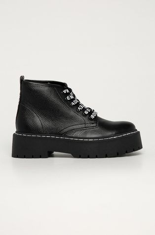 Steve Madden - Kožené boty Vlais