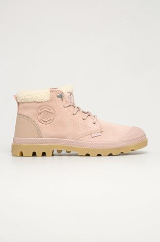 Palladium - Semišové boty