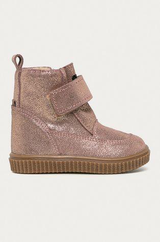 Mrugała - Детски велурени обувки