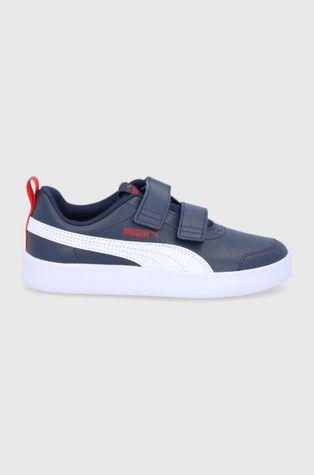 Puma - Dětské boty Courtflex v2 V PS