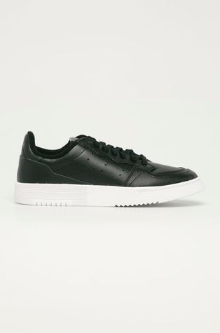 adidas Originals - Dětské kožené boty Supercourt J