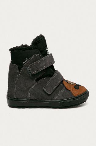 Mrugała - Дитячі замшеві кросівки