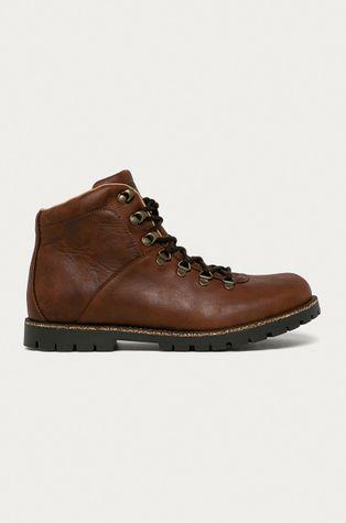 Birkenstock - Kožené boty Jackson