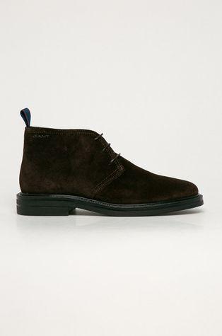 Gant - Semišové boty Kyree