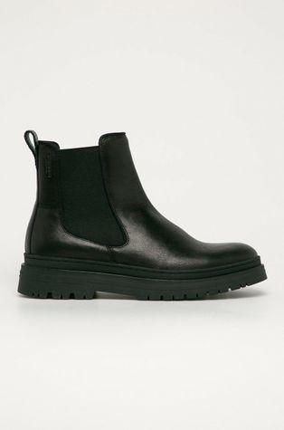 Vagabond - Kožené topánky Chelsea James