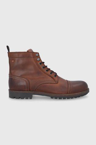Jack & Jones - Шкіряні черевики