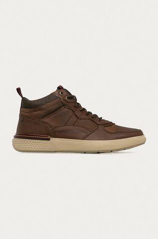 Wrangler - Kožené boty