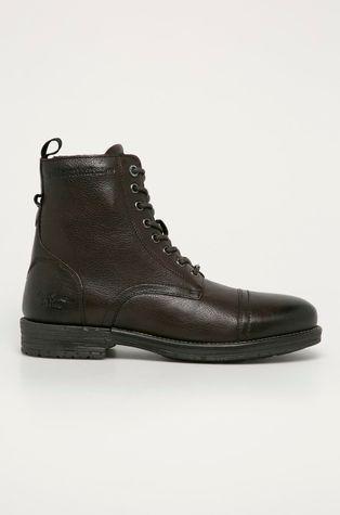 Pepe Jeans - Kožená obuv Tom