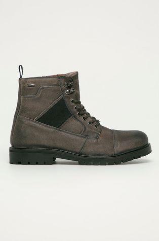 s. Oliver - Kožené boty