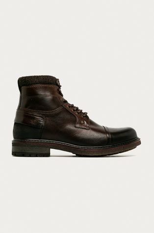 Aldo - Kožené boty Legelicien
