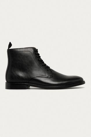 Aldo - Kožené boty Mirenarwen