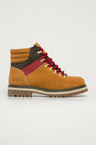Big Star - Semišové boty